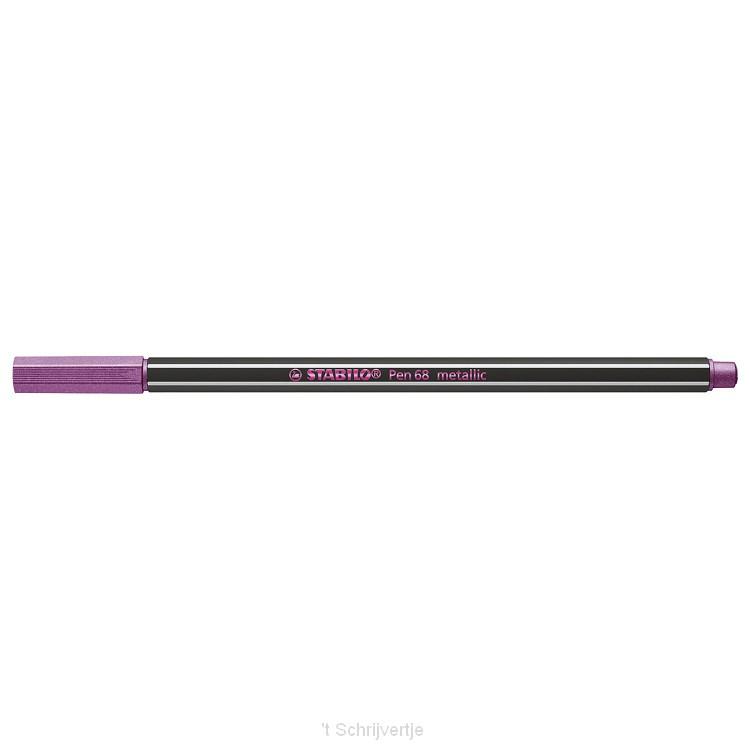 STABILO Viltstift - Metallic Roze (68/856)
