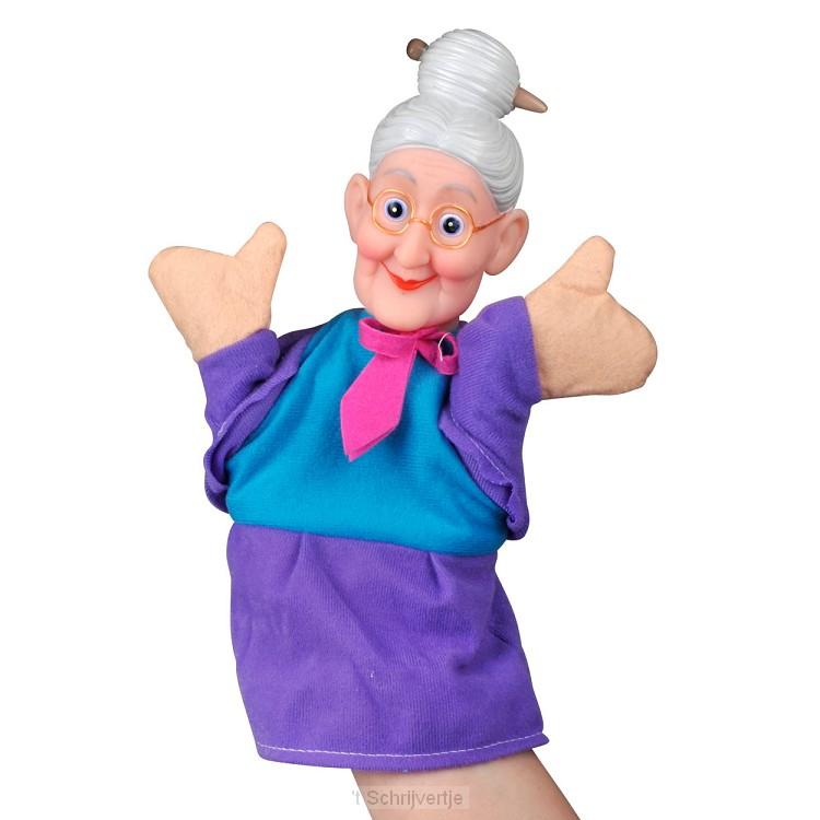 Handpop Oma