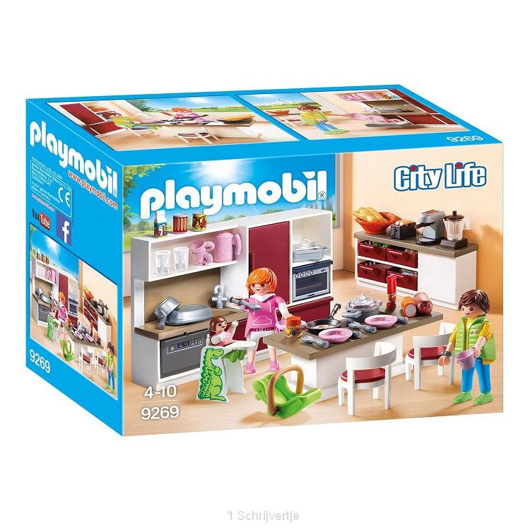 Playmobil 9269 Leefkeuken