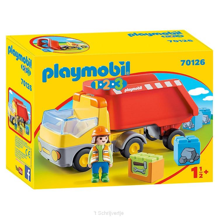 Playmobil 70126 Kiepwagen