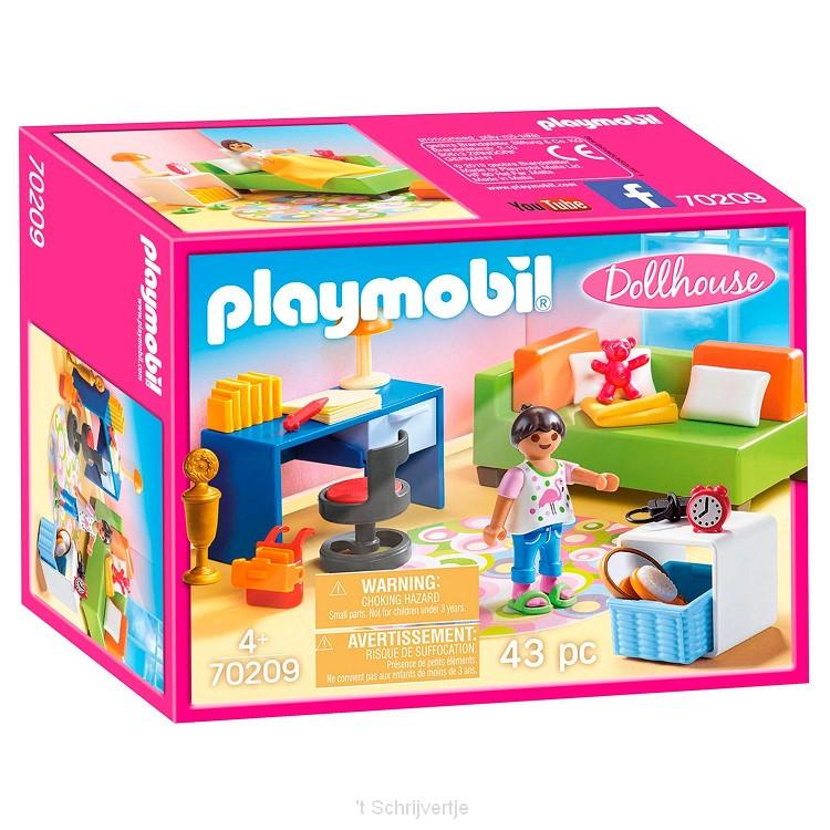 Playmobil 70209 Kinderkamer met Bedbank