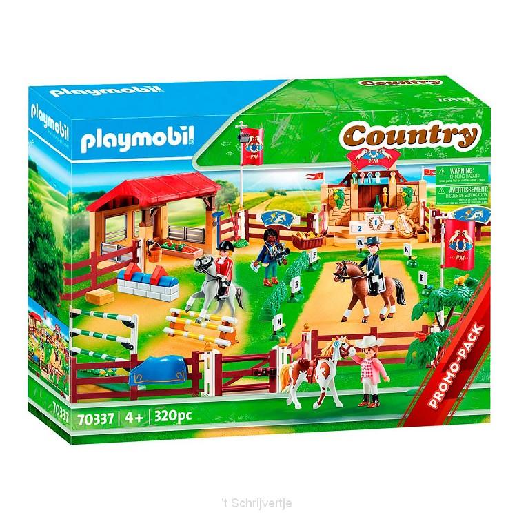 Playmobil 70337 Grote Wedstrijdpiste
