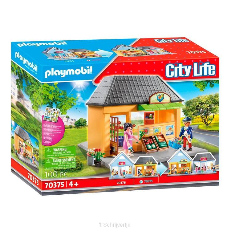 Playmobil 70375 Mijn Kruidenier