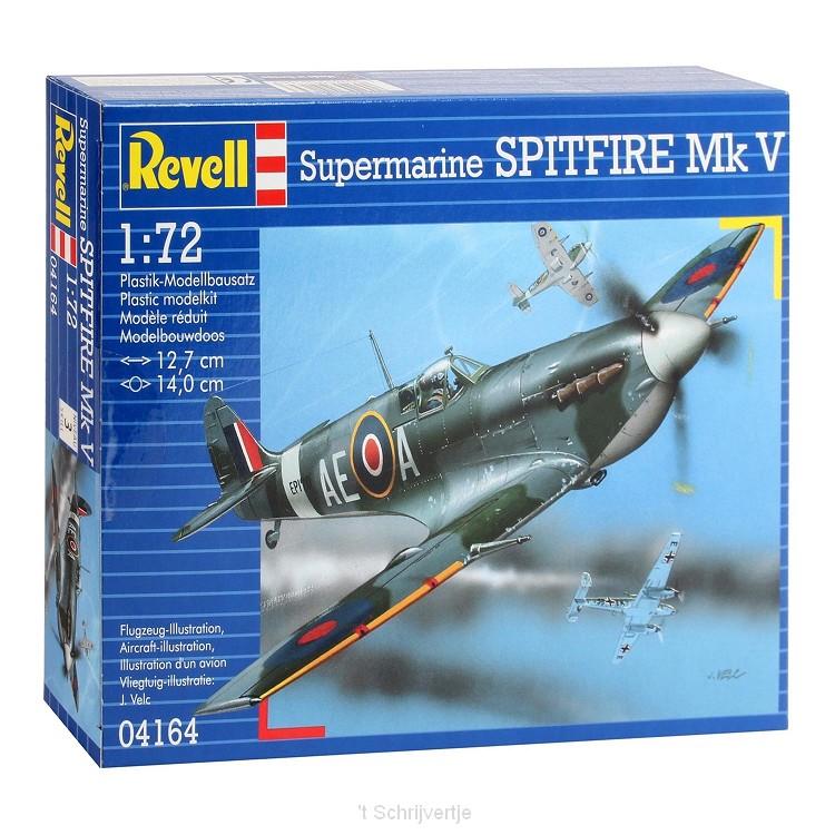 Revell Spitfire Mk V