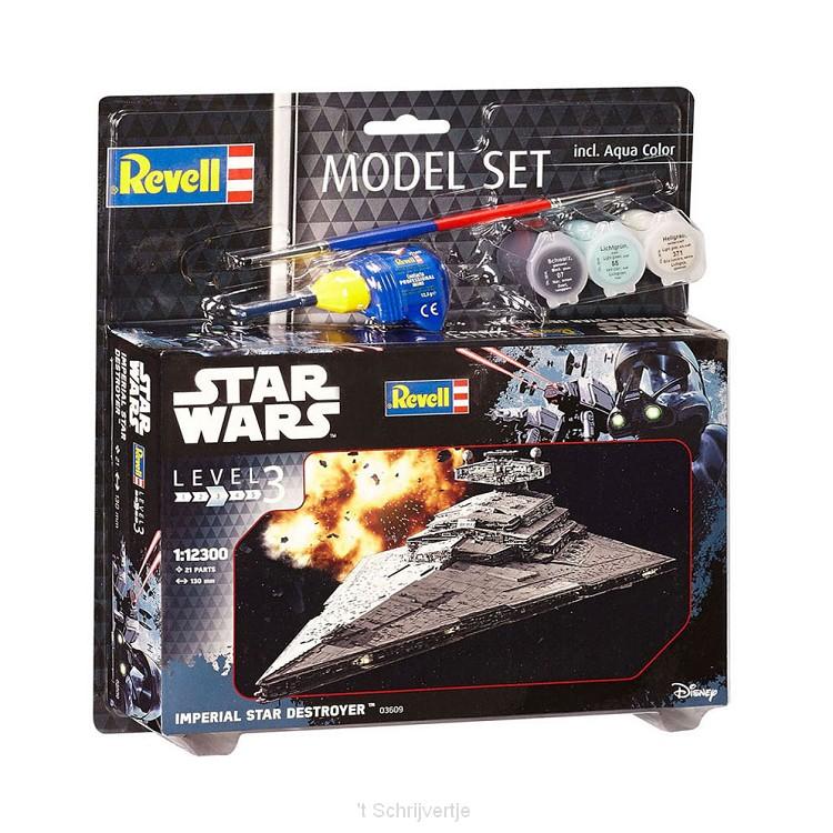 Revell Model Set Imperial Star Destroyer