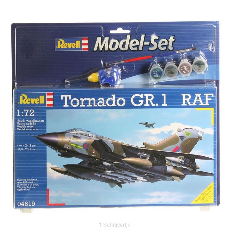 Revell Model Set Tornado GR.1 RAF