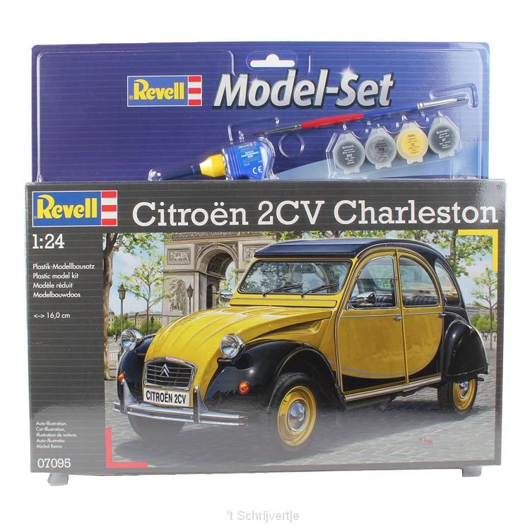 Revell Model Set Citroen 2CV