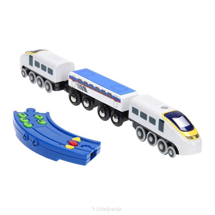 Locomotief met Afstandsbediening