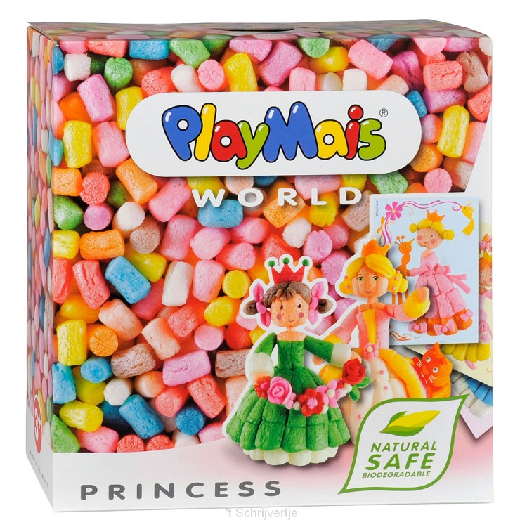 PlayMais World Prinses (> 1000 Stukjes)
