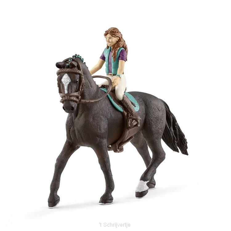 Schleich Horse Club - Lisa en Storm