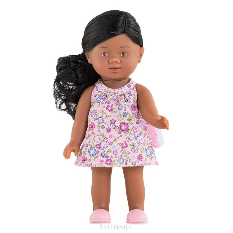 Les Trendies Corolle Mini Corolline - Rosaly, 20cm