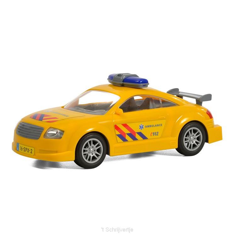 Polesie Ambulance Auto