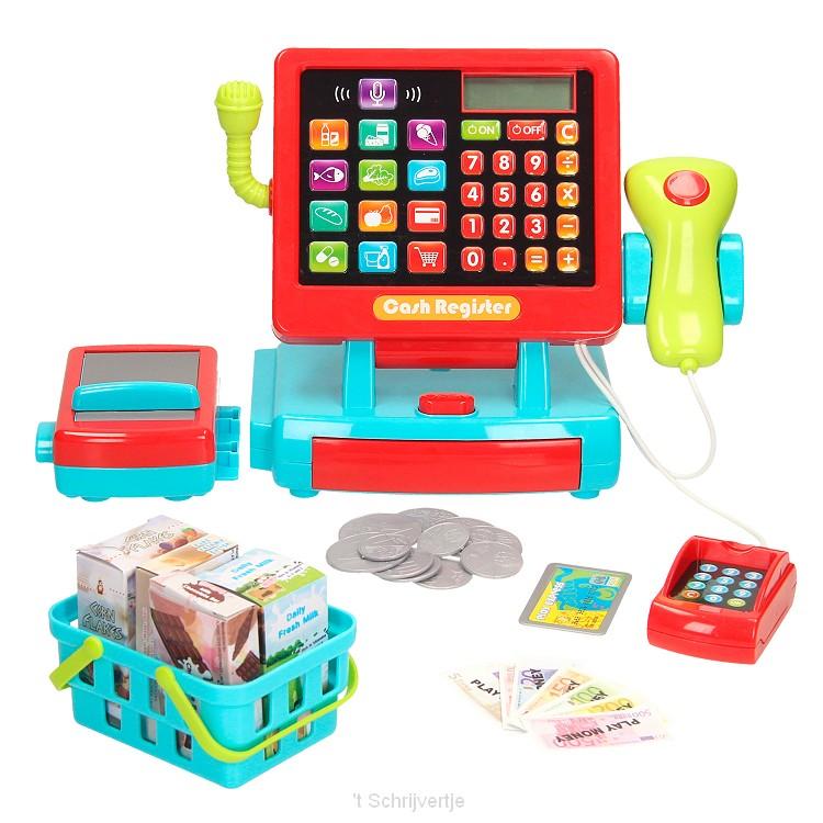 Playgo Speelgoed Kassa