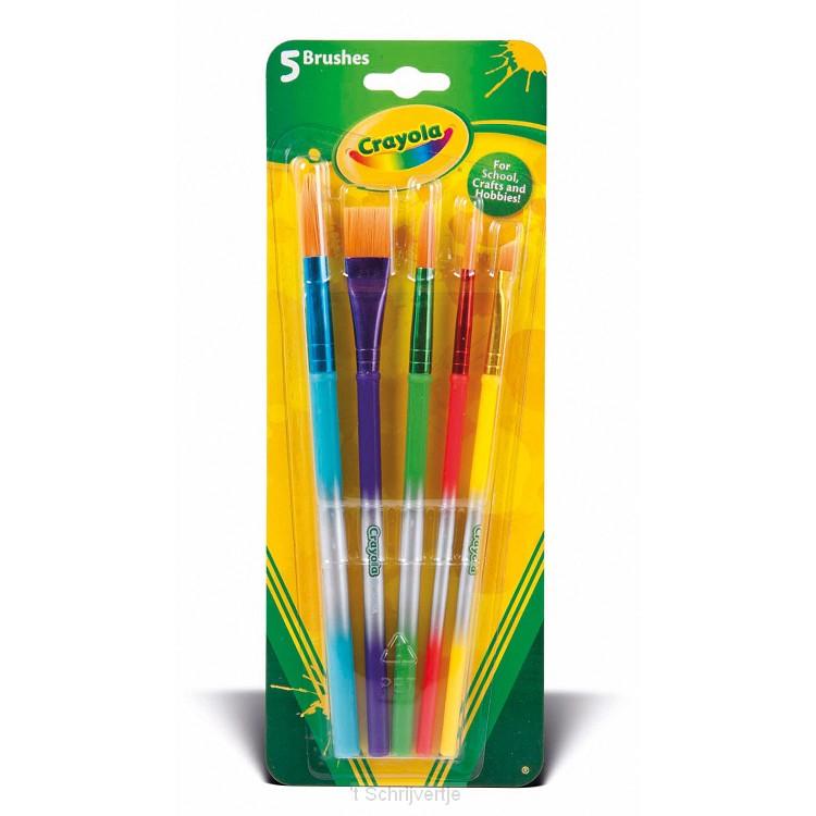 Crayola Penselen, 5st.