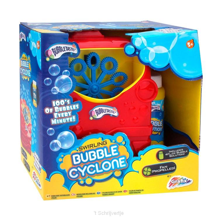 Bellenblaasmachine Rood