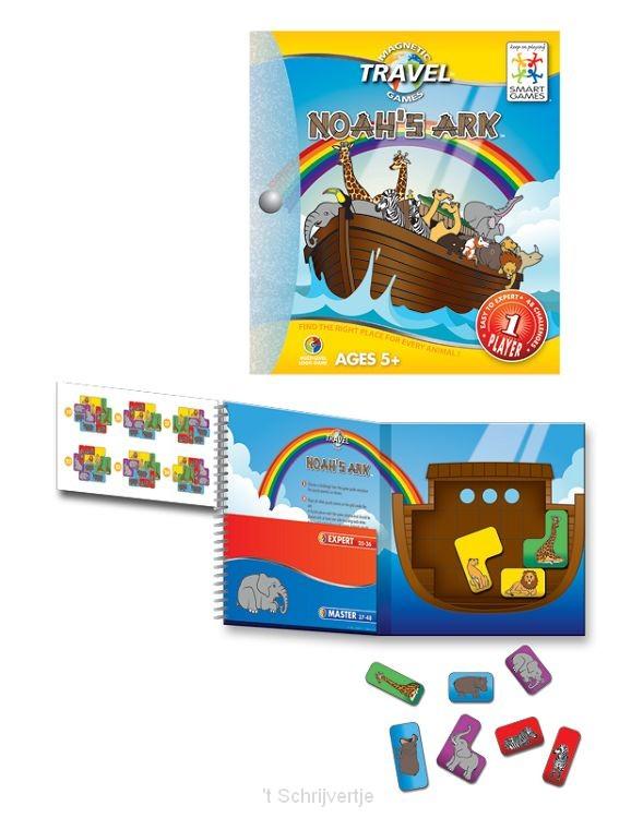 Spel Noah's Ark travel