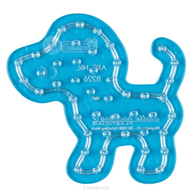 Hama Strijkkralenbordje Maxi - Hond