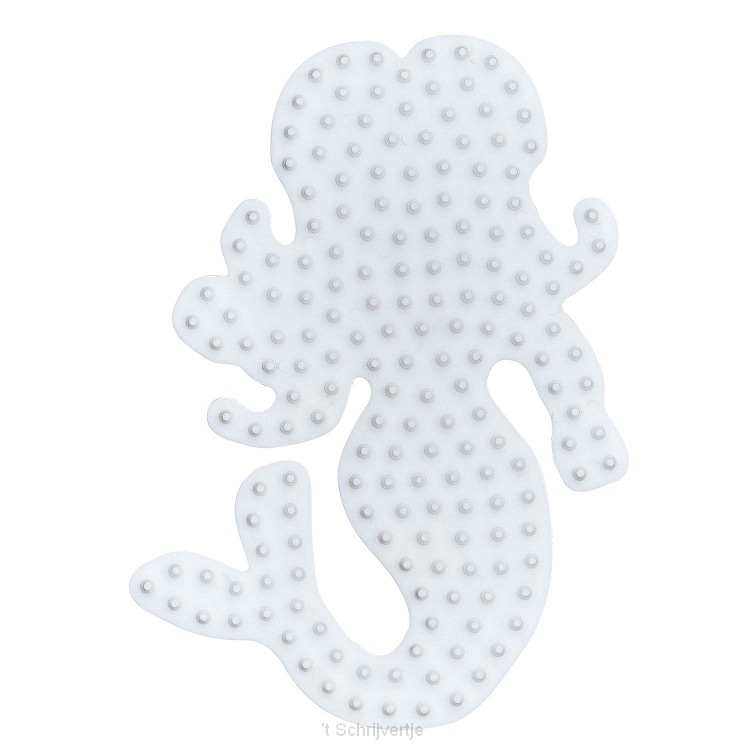 Hama Strijkkralenbordje - Zeemeermin