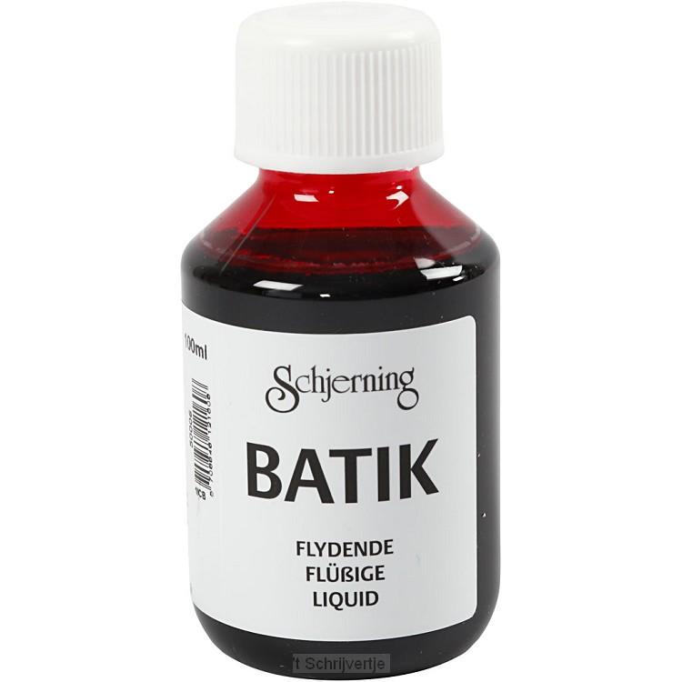 Batikverf Roze, 100ml