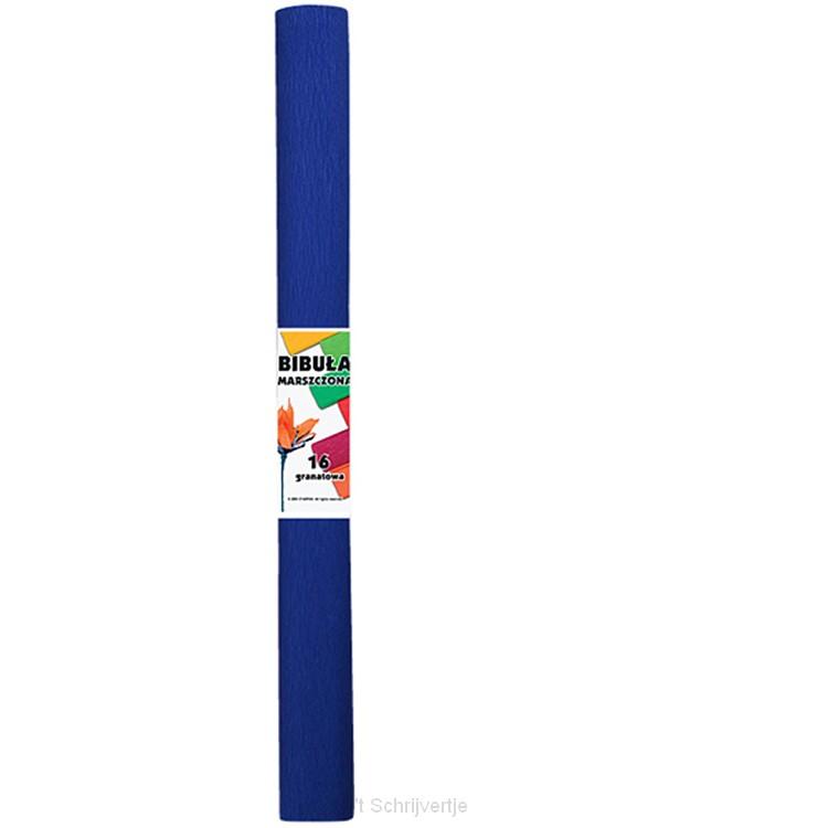 CrOpepapier Blauw