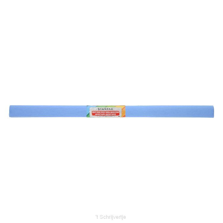 CrOpepapier Lichtblauw