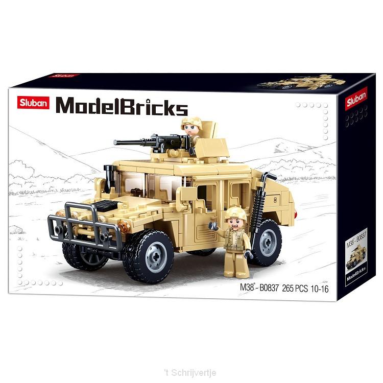 Sluban Army - Gevechtsoff-roader