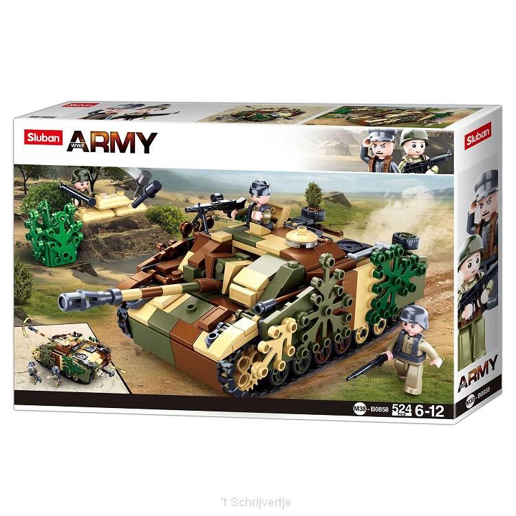Sluban Army - Gepantserd Gevechtsvoertuig