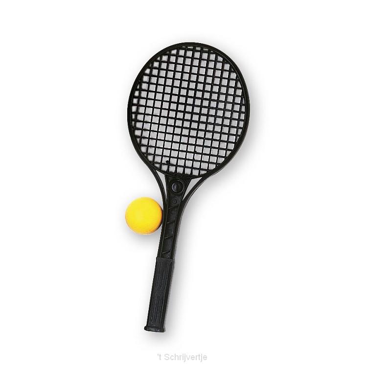 Tennisracket Junior met Bal