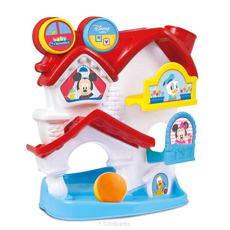 Clementoni Mickey & Minnie Mouse Ballenbaan