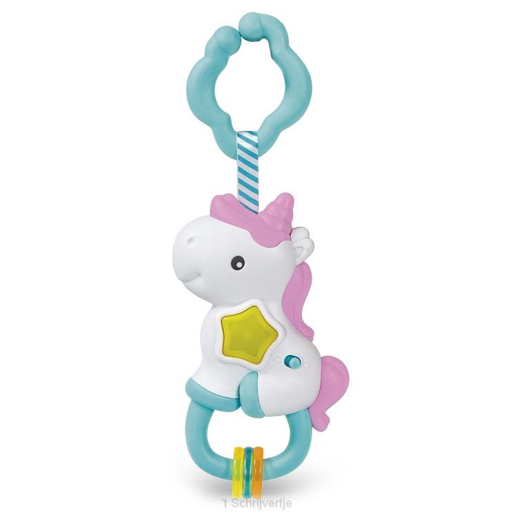 Clementoni Baby - Interactieve Rammelaar Eenhoorn
