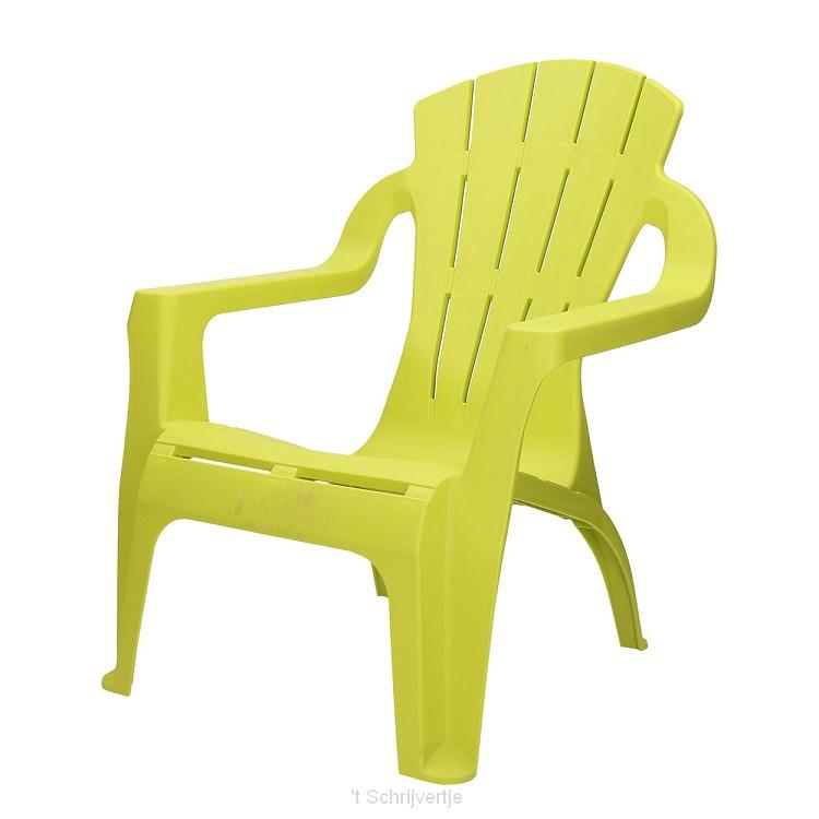 Groene Kinderstoel