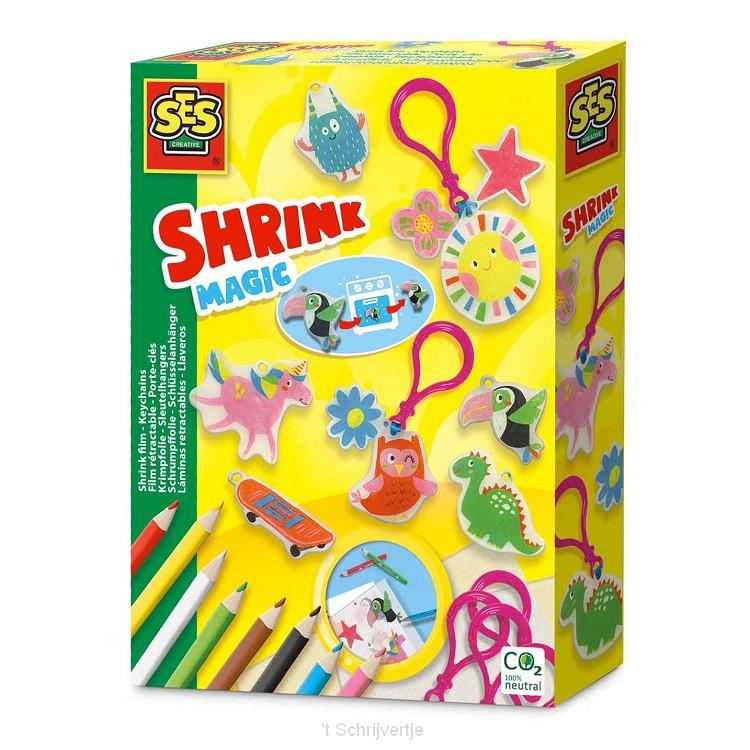 SES Krimpfolie - Sleutelhangers