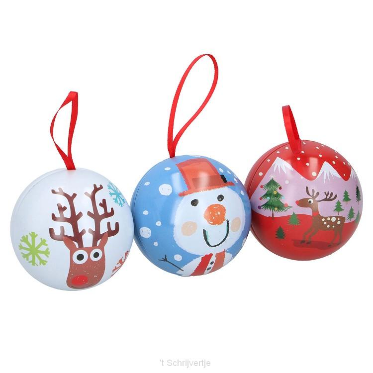Verrassing Kerstbal