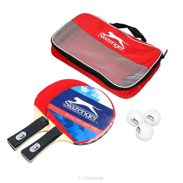 Slazenger Tafeltennis Set