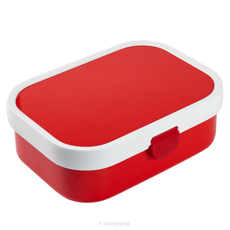 Mepal Campus Lunchbox - Rood