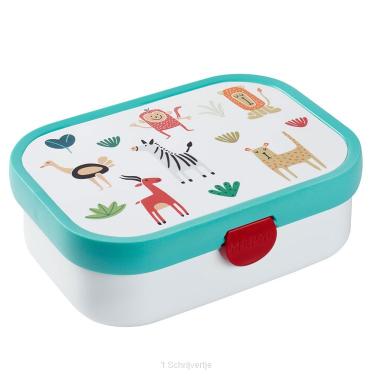 Mepal Campus Lunchbox - Animal Friends