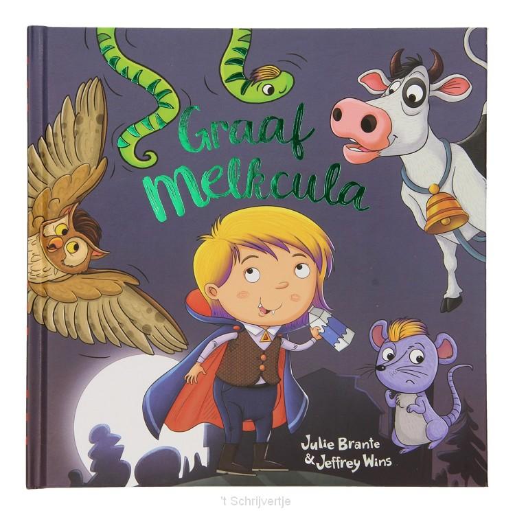 Prentenboek - Graaf Melkcula