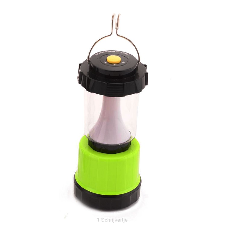 Science Explorer LED Kampeer Lampje