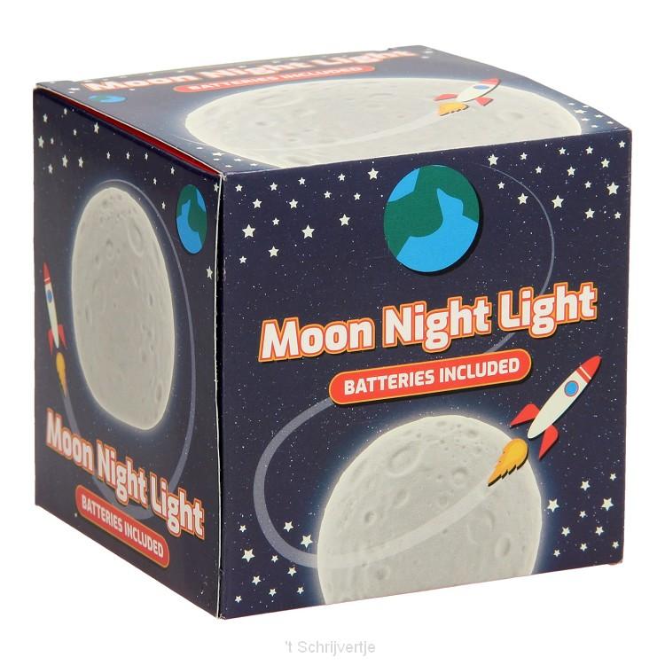 Nachtlampje Maan