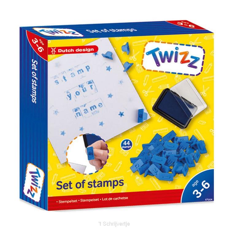 Twizz Stempelset