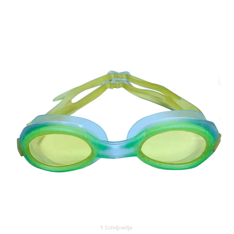 Kinder Chloorbril Groen