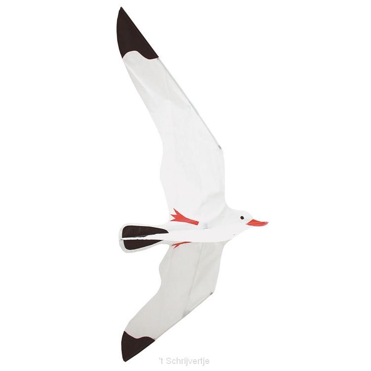 Rhombus Vlieger Zeemeeuw