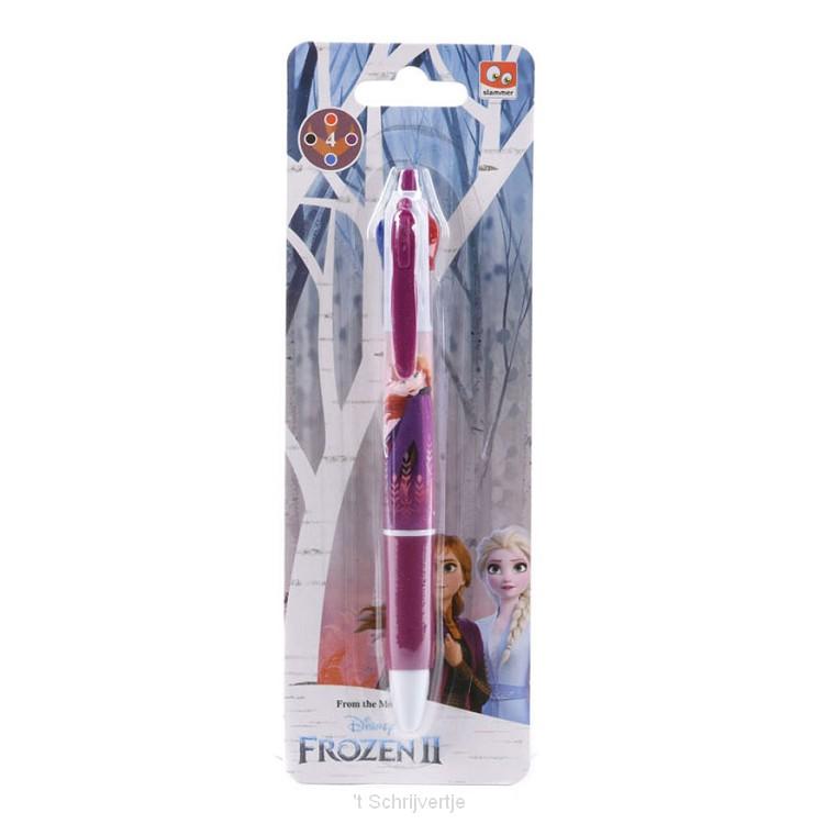 Disney Frozen II 4-Kleurenpen