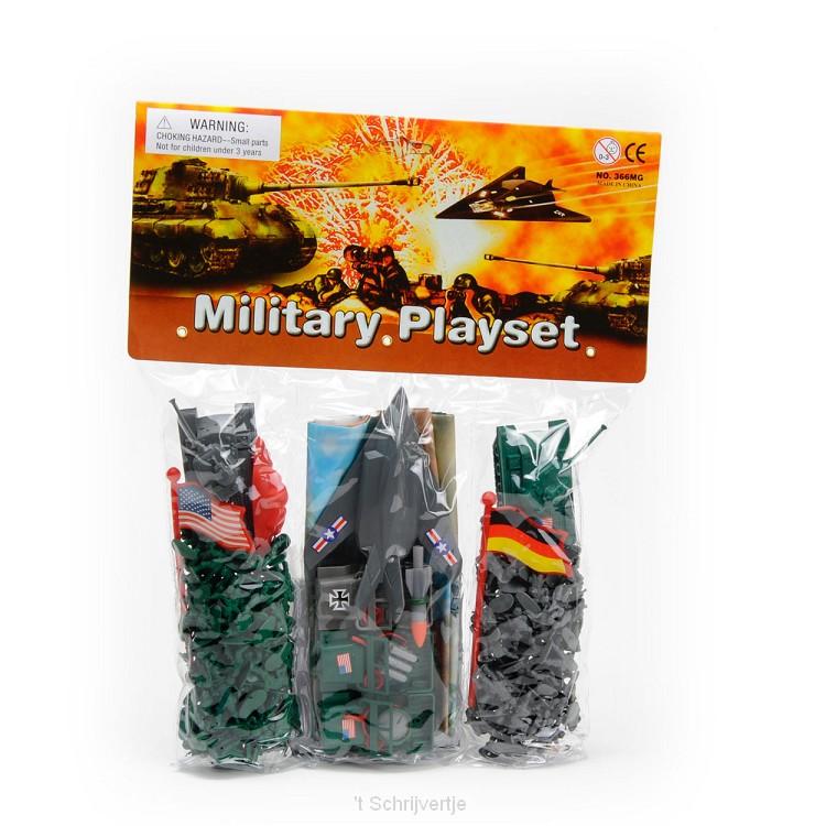 Soldaten Speelset