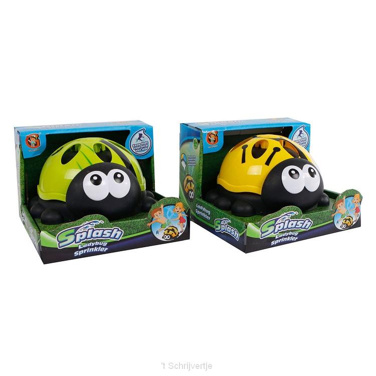 Watersproeier Lieveheerstbeestje