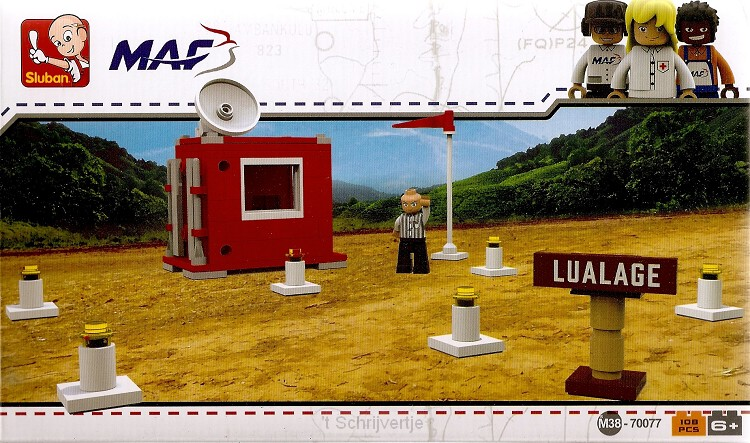 Brick'm landingsbaan