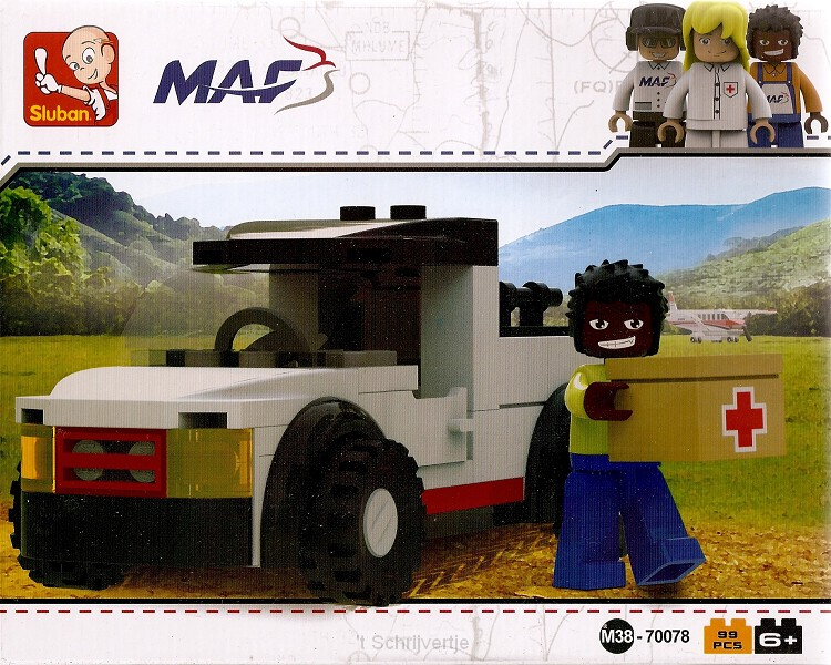 Brick'm Transportauto