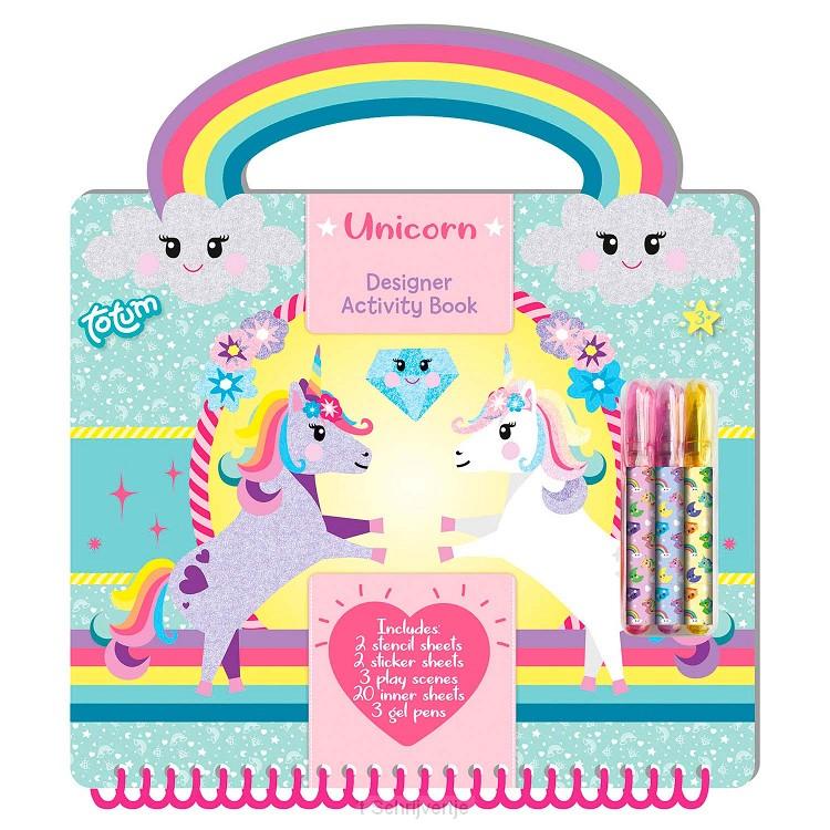 Totum Eenhoorn - Activiteitenboek