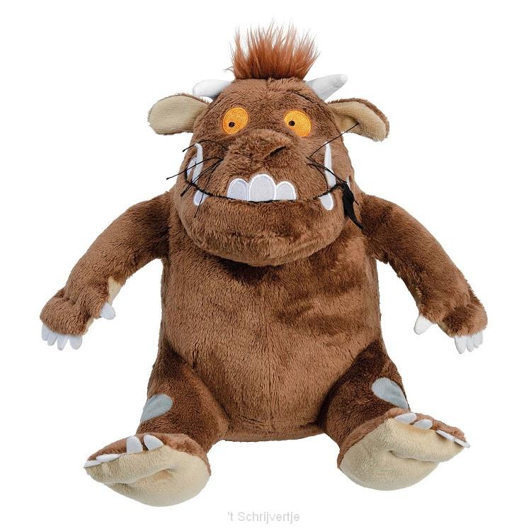 De Gruffalo Pluchen Knuffel, 18cm