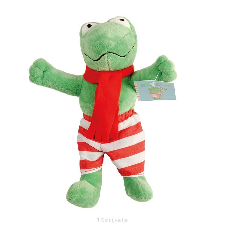De wereld van Kikker Pluchen Knuffel, 20cm